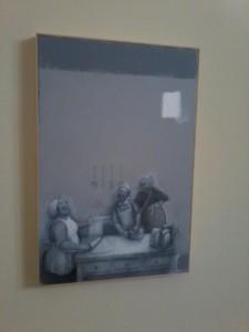 10645276 10203266942139985 7020454643327898872 n 225x300 Il contemporaneo a Gualdo Tadino. Mostra di Marta Czok