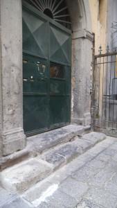 dscf4564 169x300 Casa Forte S.B., nucleo sperimentale nel centro di Napoli.