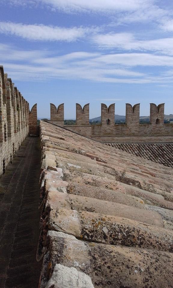 12088514 10205272740883700 4939930774938585506 n Una pioggia di pagliacci vi seppellirà. Al Castello della Rancia tra Biumor e Teatro.