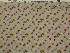 00033 300x225 TELA FRANCESE   farfalle lilla