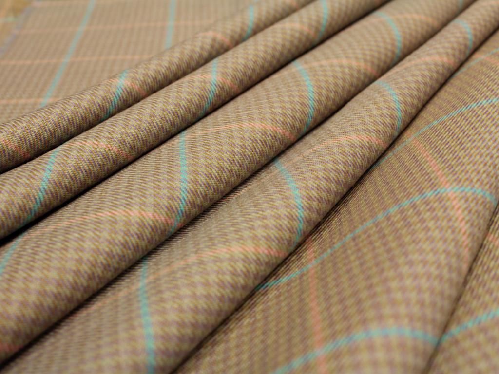 Lana finestrata pastello giusti tessuti for Vendita tessuti arredamento on line