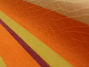 00542 300x225 Riga arancio jacquard