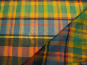 01357 300x225 Organza casual multicolor