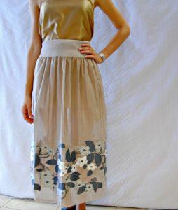 DSC 1872 254x300 Mini Dress Floreale