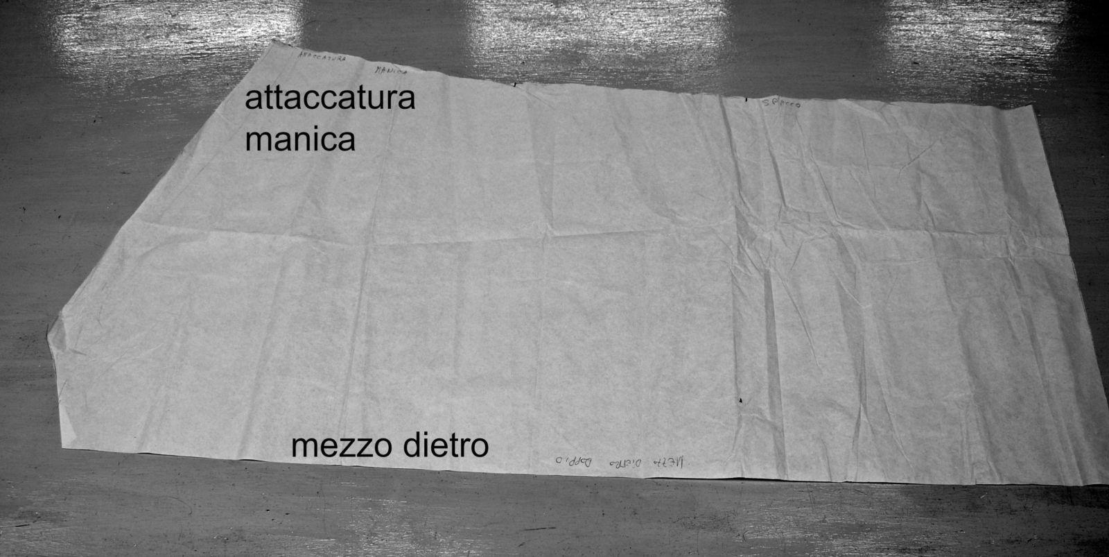 DSC 2285 Come fare il Cappotto Mantella