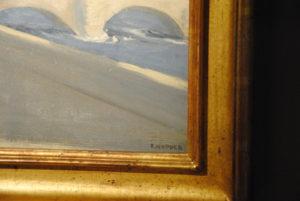DSC 1891 300x201 MOSTRE   La malinconia di Hopper a Roma