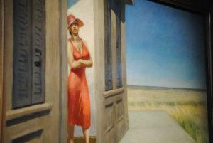 DSC 1910 300x201 MOSTRE   La malinconia di Hopper a Roma