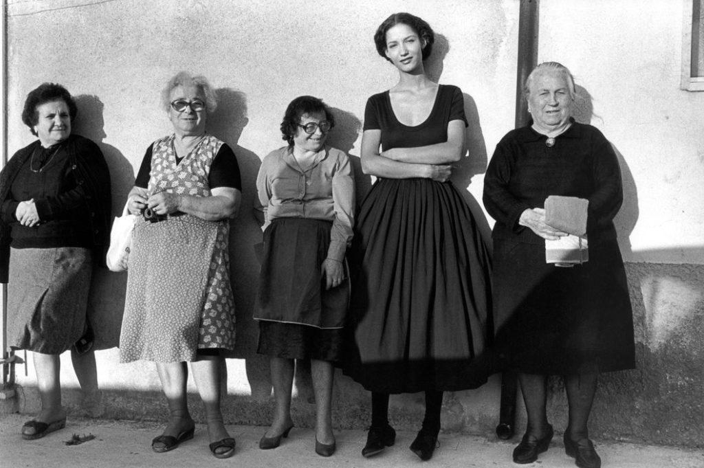 3. Marpessa per Dolce Gabbana 1987 1024x681 L'ISOLA CHE ABITO. Da Marras a Dolce & Gabbana