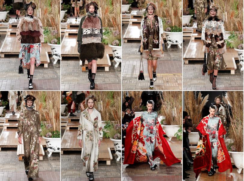 Collezione Autunno Inverno 2016   2017 Marras 4 L'ISOLA CHE ABITO. Da Marras a Dolce & Gabbana