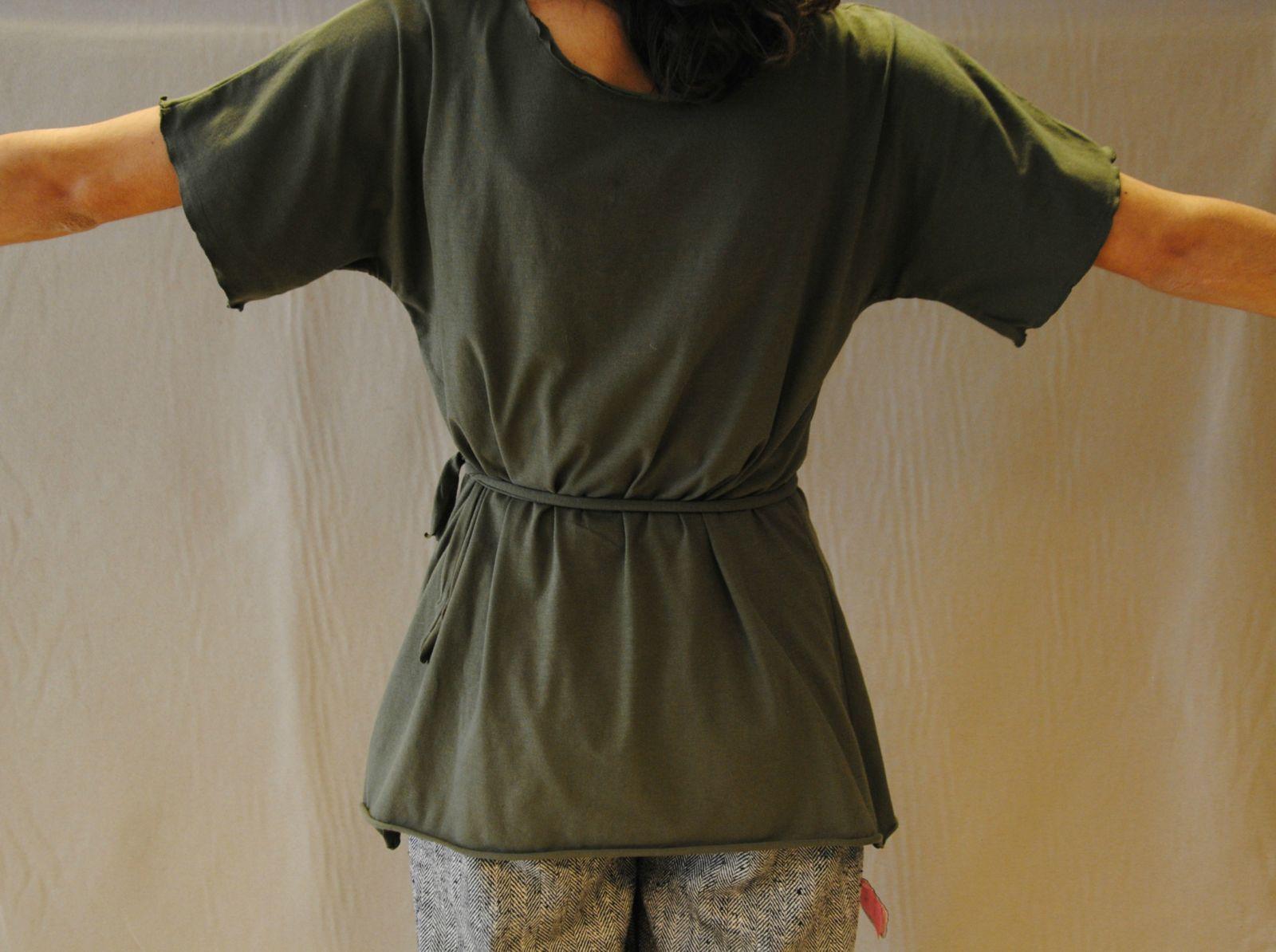 DSC 2260 t shirt MODAL verde