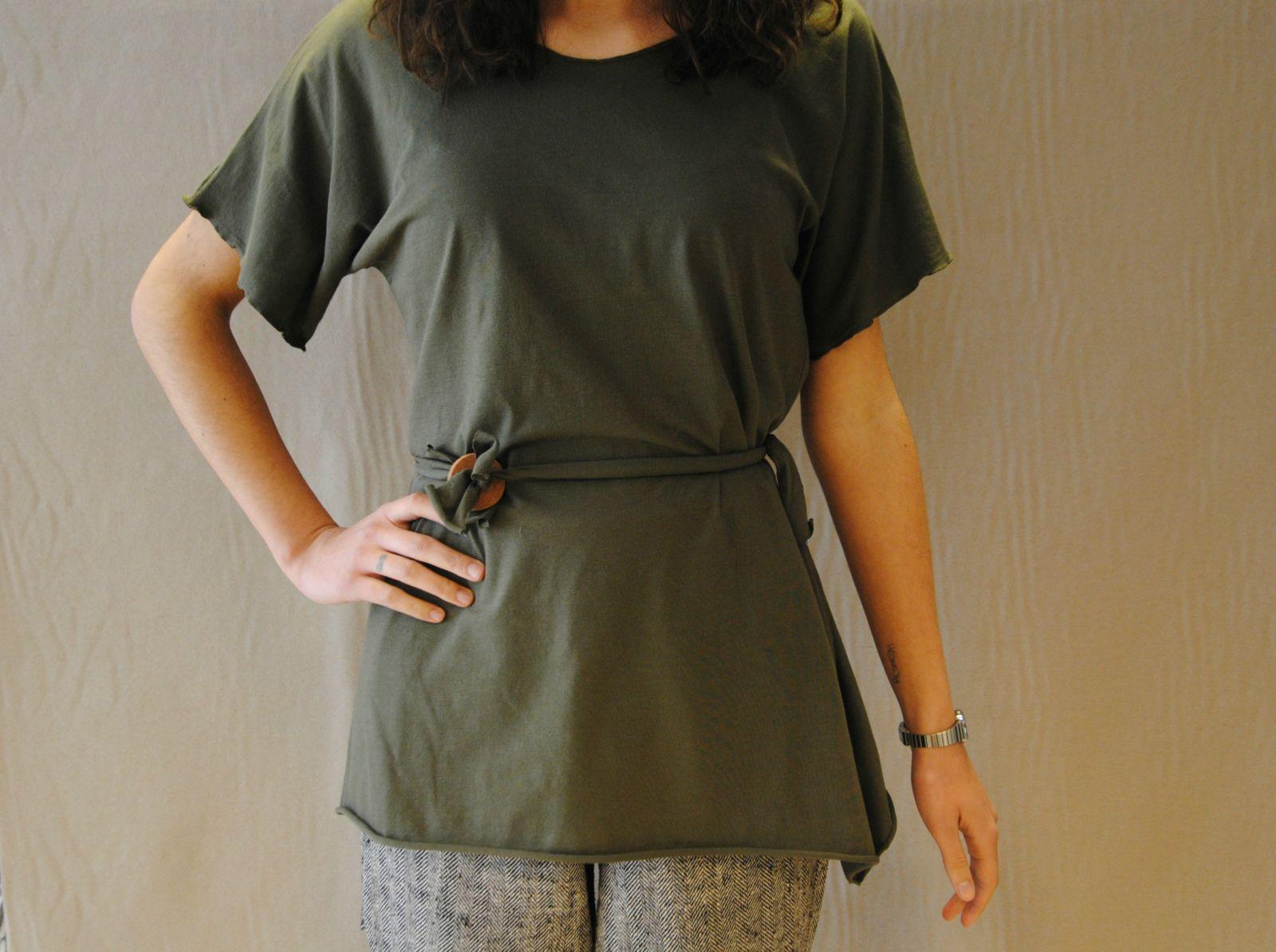 DSC 2261 t shirt MODAL verde