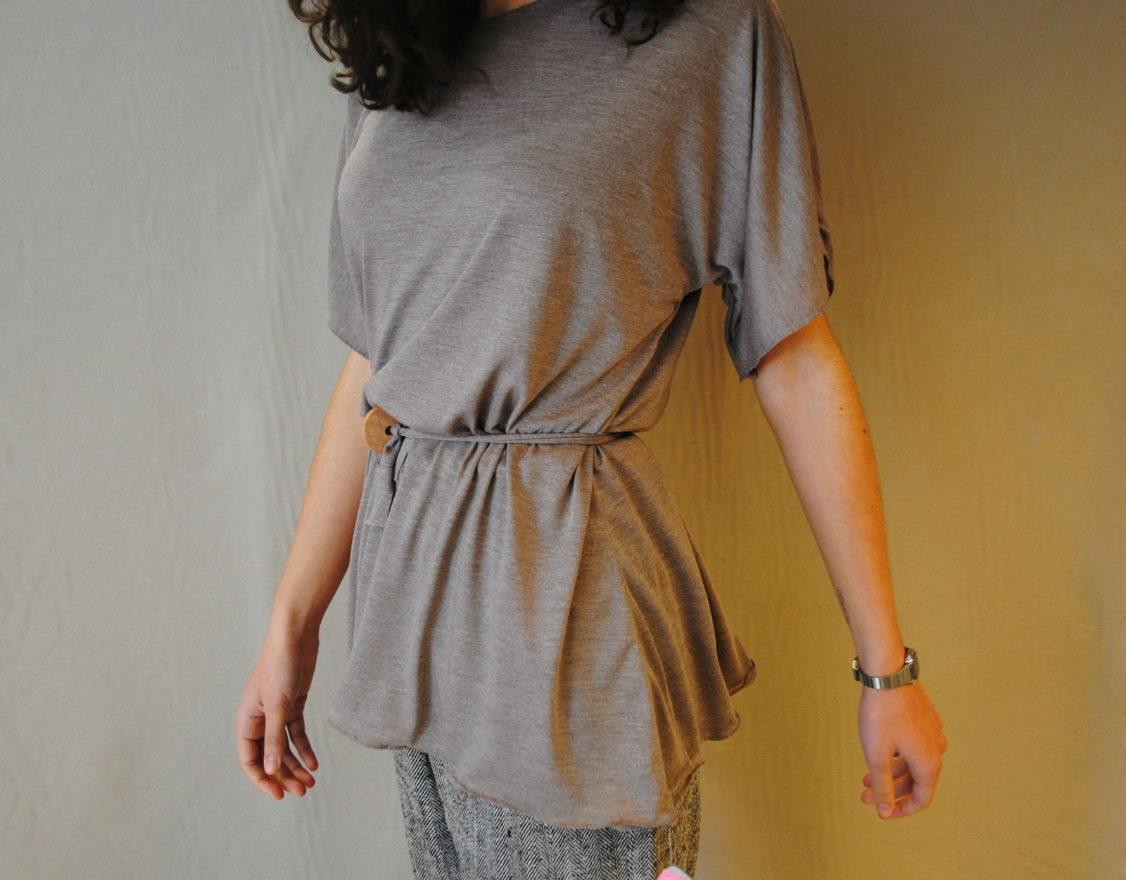 DSC 2272 t shirt MODAL melange