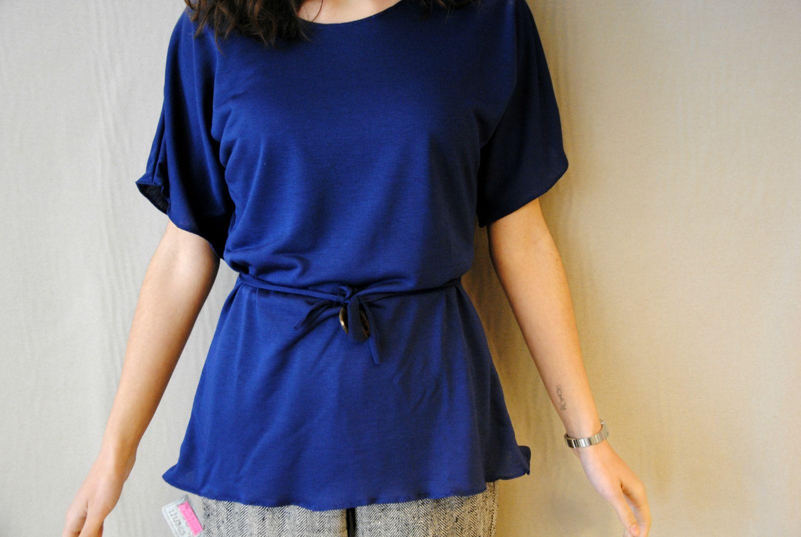 DSC 2290 t shirt MODAL blu china