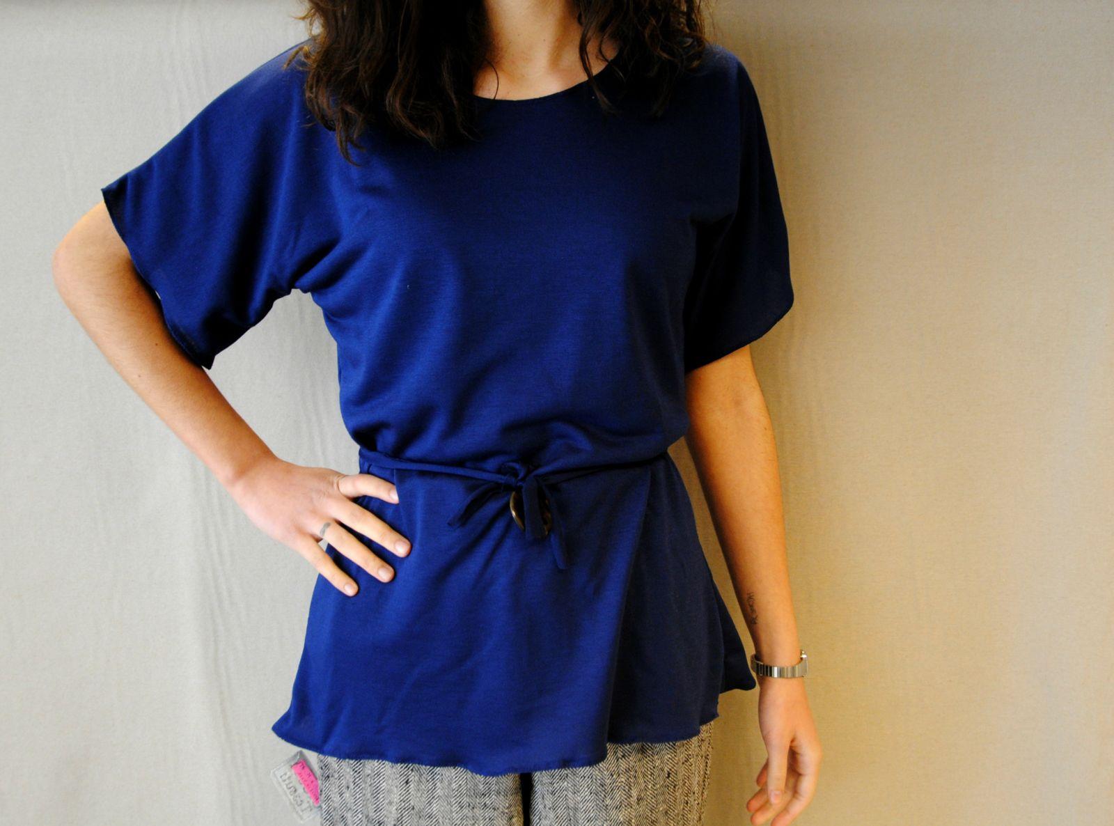 DSC 2292 t shirt MODAL blu china