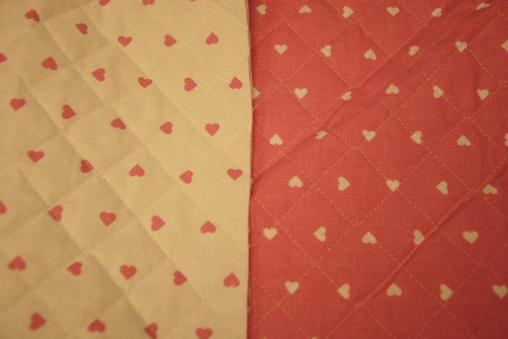 DSC 1868 1024x685 Trapunta Cuori   rosa