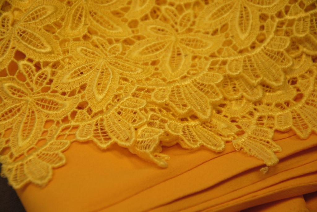 DSC 0030 1024x685 Wedding kit   giallo sole