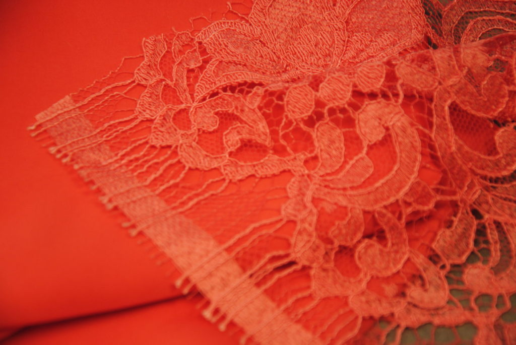 DSC 0046 1024x685 Wedding kit   corallo Chantilly