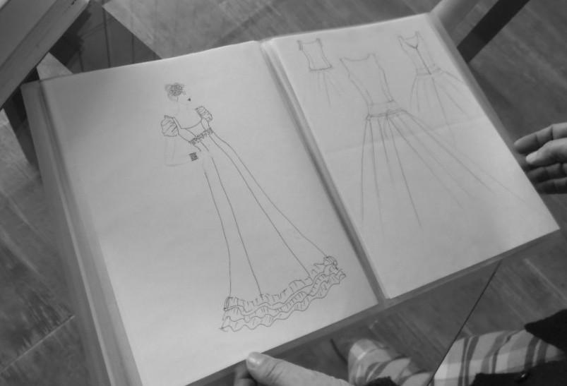dscf4050 1024x576 I passi del cucito – Come si crea un vestito partendo da zero