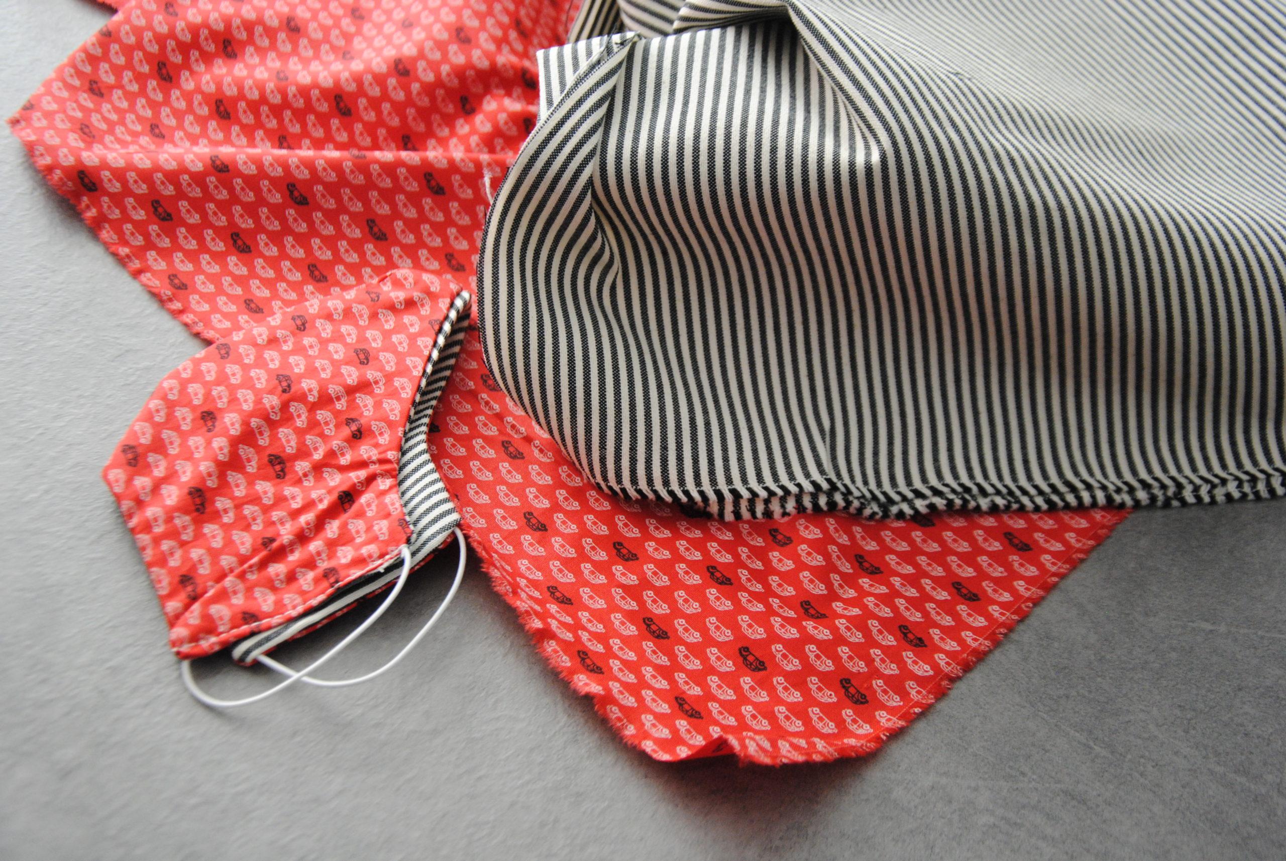corona 24 scaled Micro Machine   cotone rosso 1,90 mt