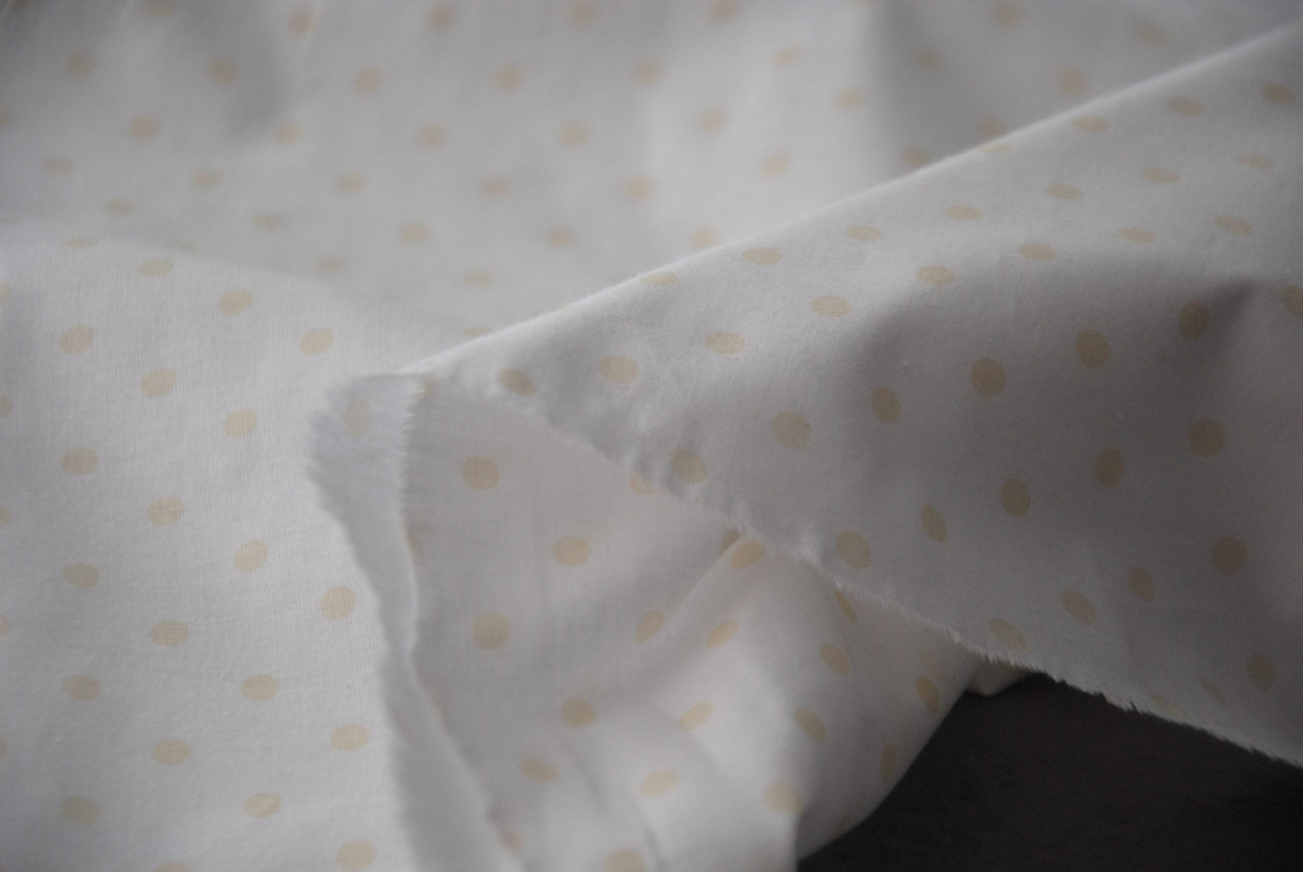 corona 7 scaled Baby cotton   pois