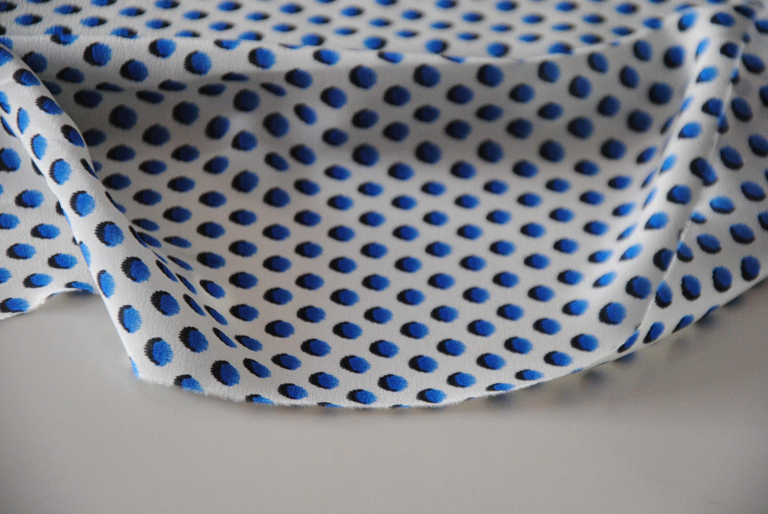 DSC 1263 scaled Seta Pois Azzurro