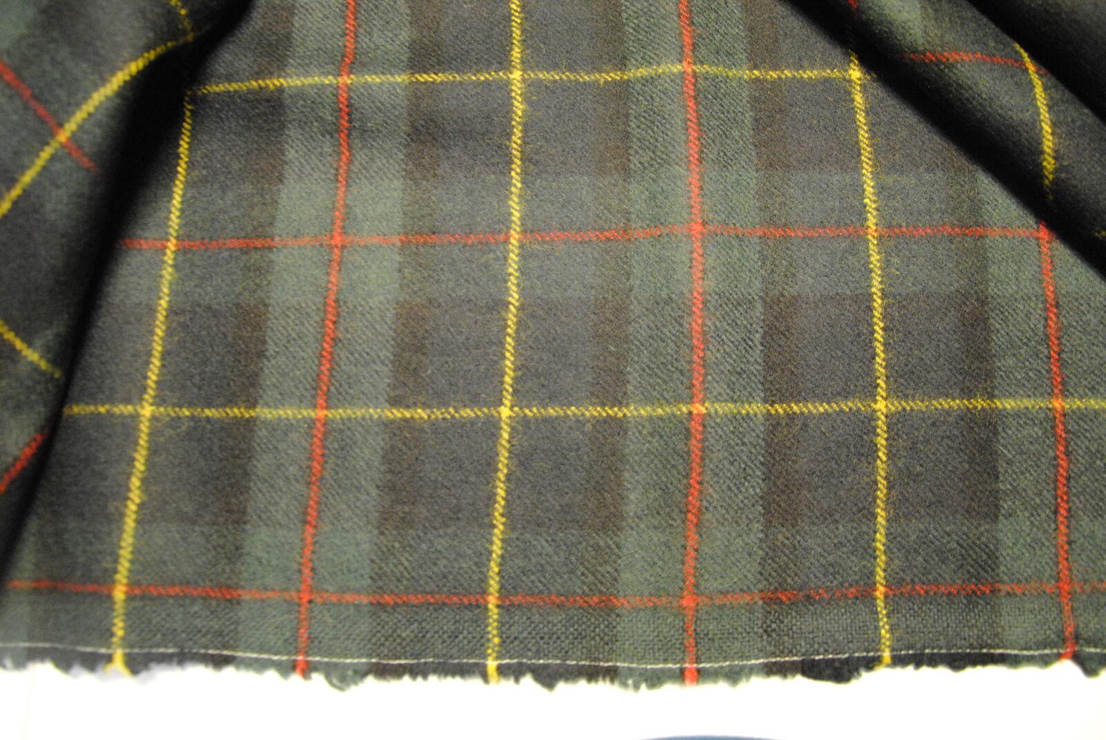 tartan 1 Shetland   Scozzese TAGLIO OCCASIONE 1,50