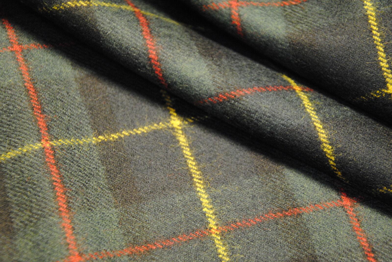 tartan 2 Shetland   Scozzese TAGLIO OCCASIONE 1,50