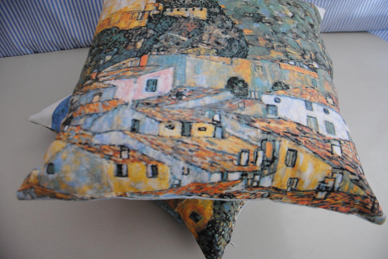 cuscini 3 Klimt   cuscini arredo