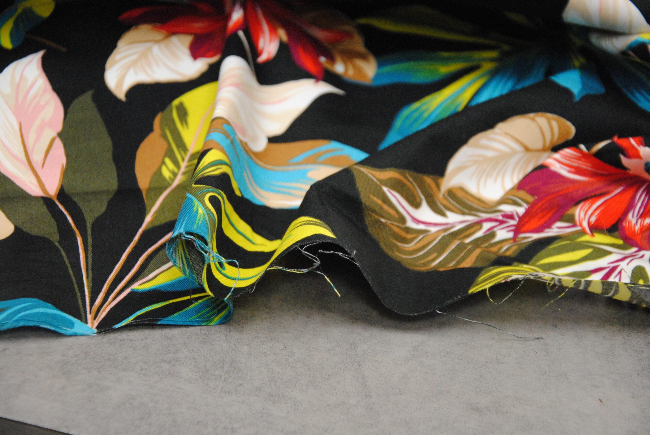 DSC 0072 2 scaled Giardino Notturno   cotone stretch