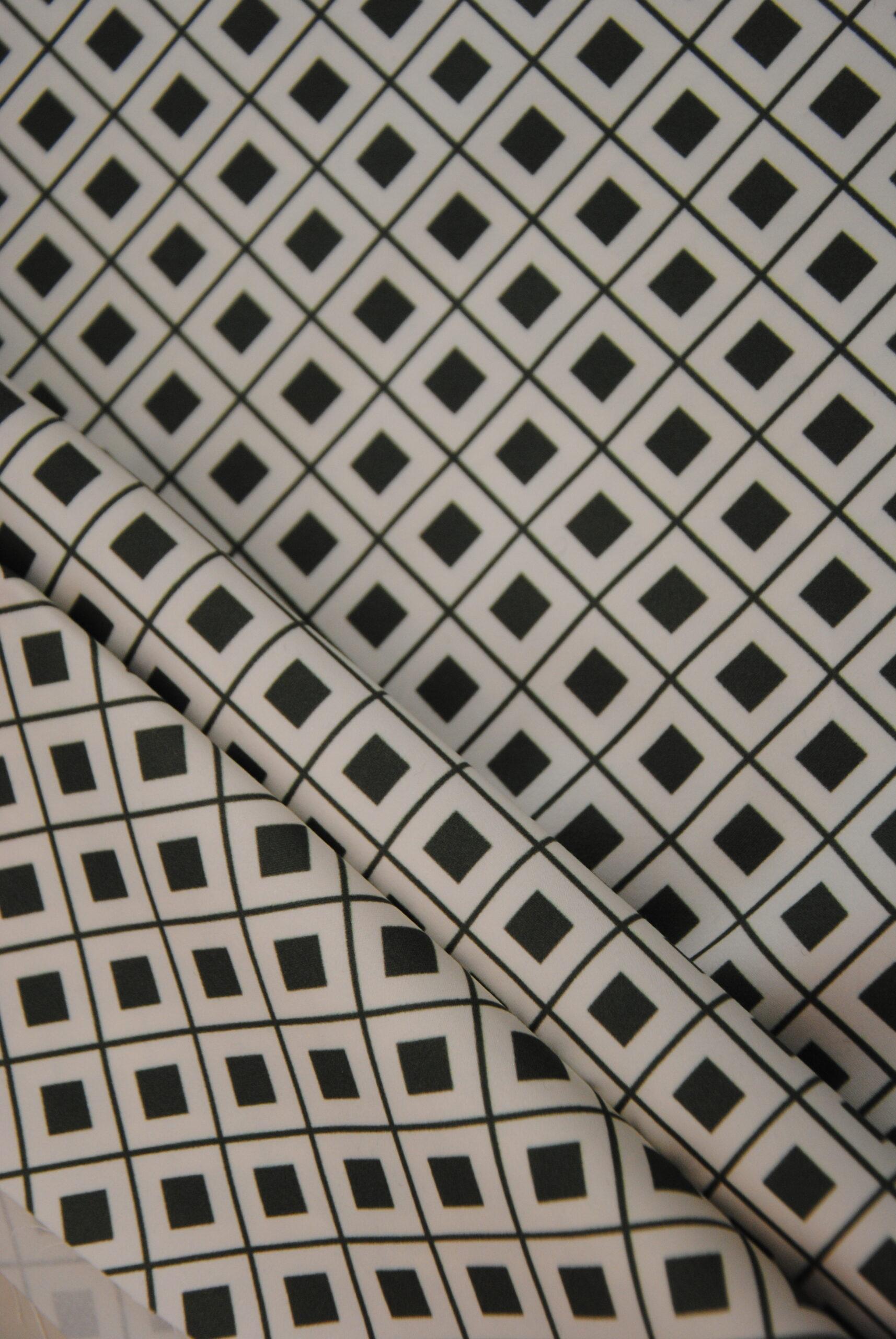 prada 7 scaled Micro Rombo   grigio/verde