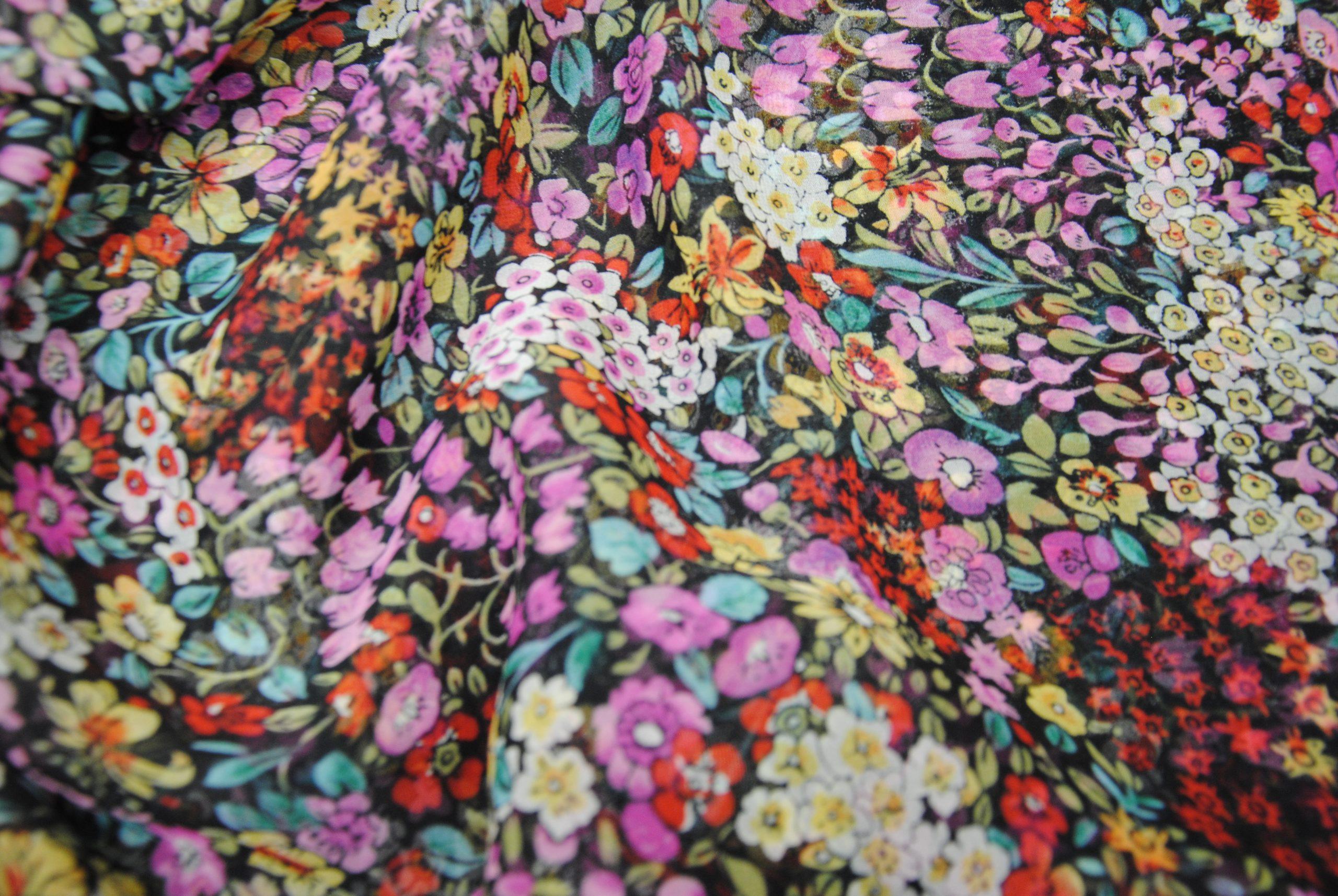 fiori seta 1 scaled Voile Seta   fiori di campo